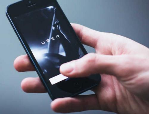Uber, mi medio de transporte favorito