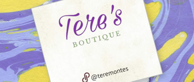 Tere's Boutique card photo