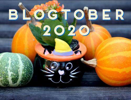 Blogtober 2020