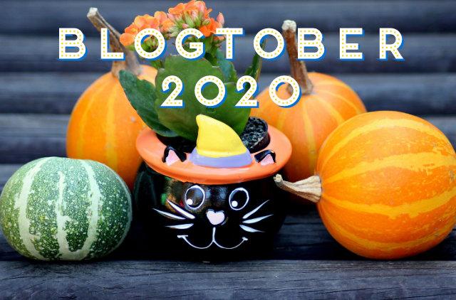 Blogtober Image 2020
